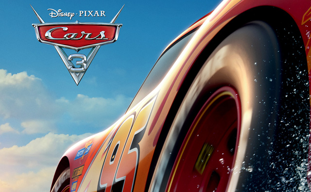 Re: Auta 3 / Cars 3 (2017)
